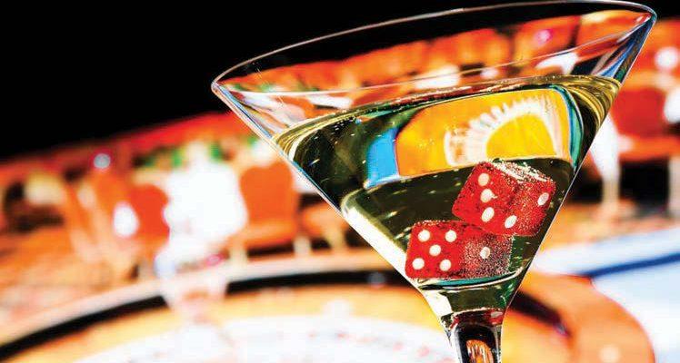 Vyskúšajte službu bezplatných nápojov v kasíne