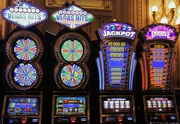kasínové automaty