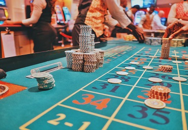 kasínové žetóny